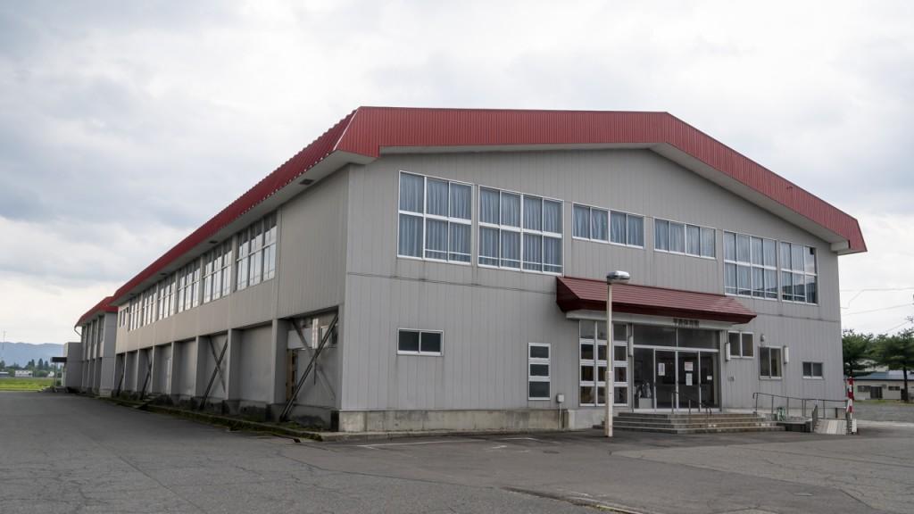 平鹿体育館