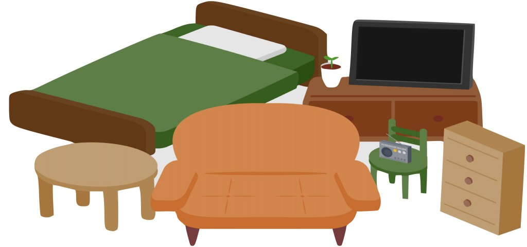 第20回 再生家具を無料提供