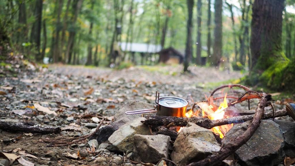 「釣りキチ三平の里」体験学習館 アドベンチャーキャンプ