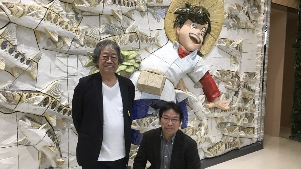横手市増田まんが美術館 2代目名誉館長に高橋よしひろ氏就任