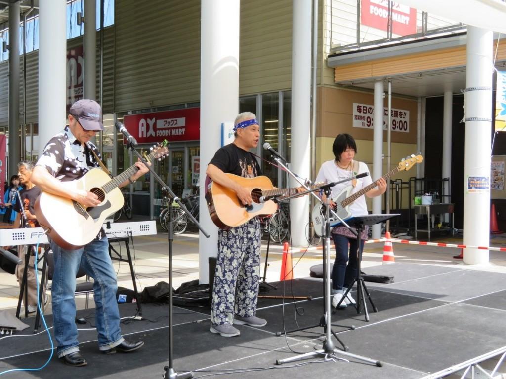 横手駅前で地域活性化イベント 今年はステージイベント中心に