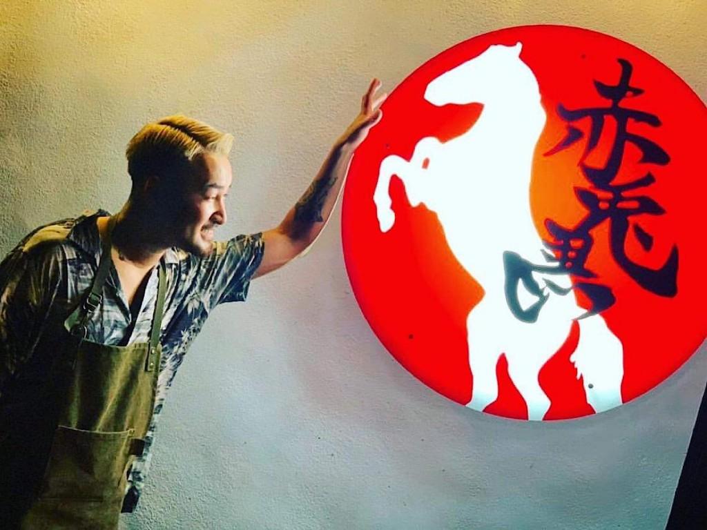 横手・浜焼きスタイルの居酒屋「赤兎馬」が1周年