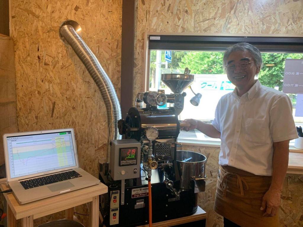 横手市増田に「栗谷珈琲焙煎所」 自家焙煎コーヒー主力に