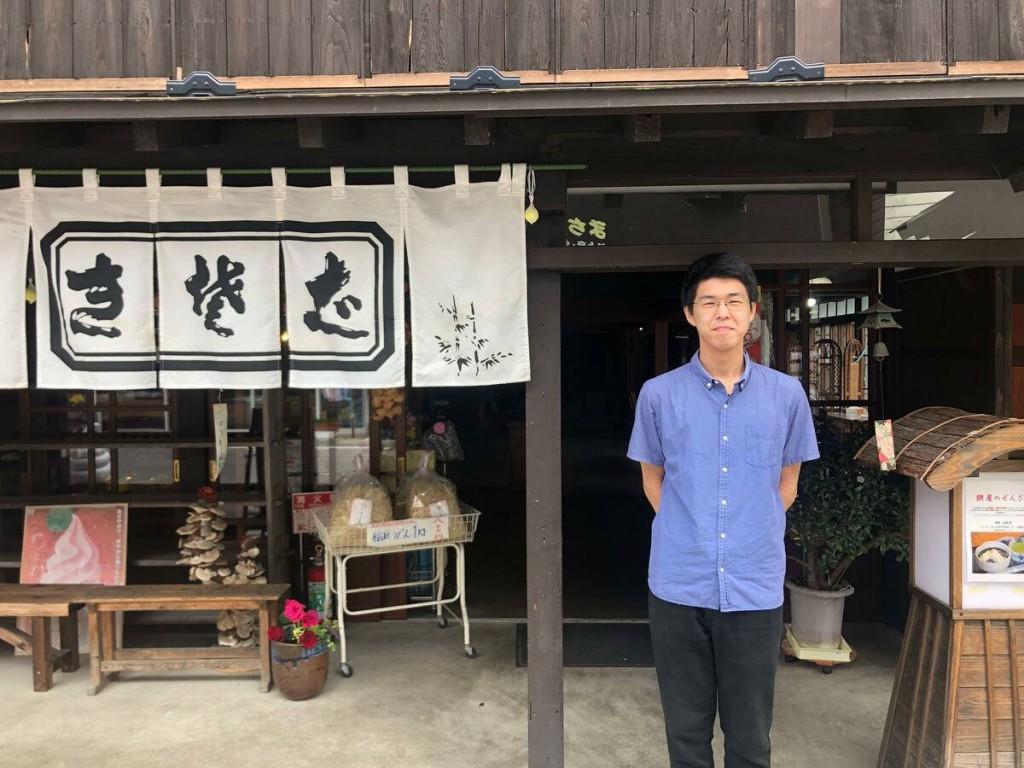 横手・増田の土産物店「まちの駅福蔵」が6周年